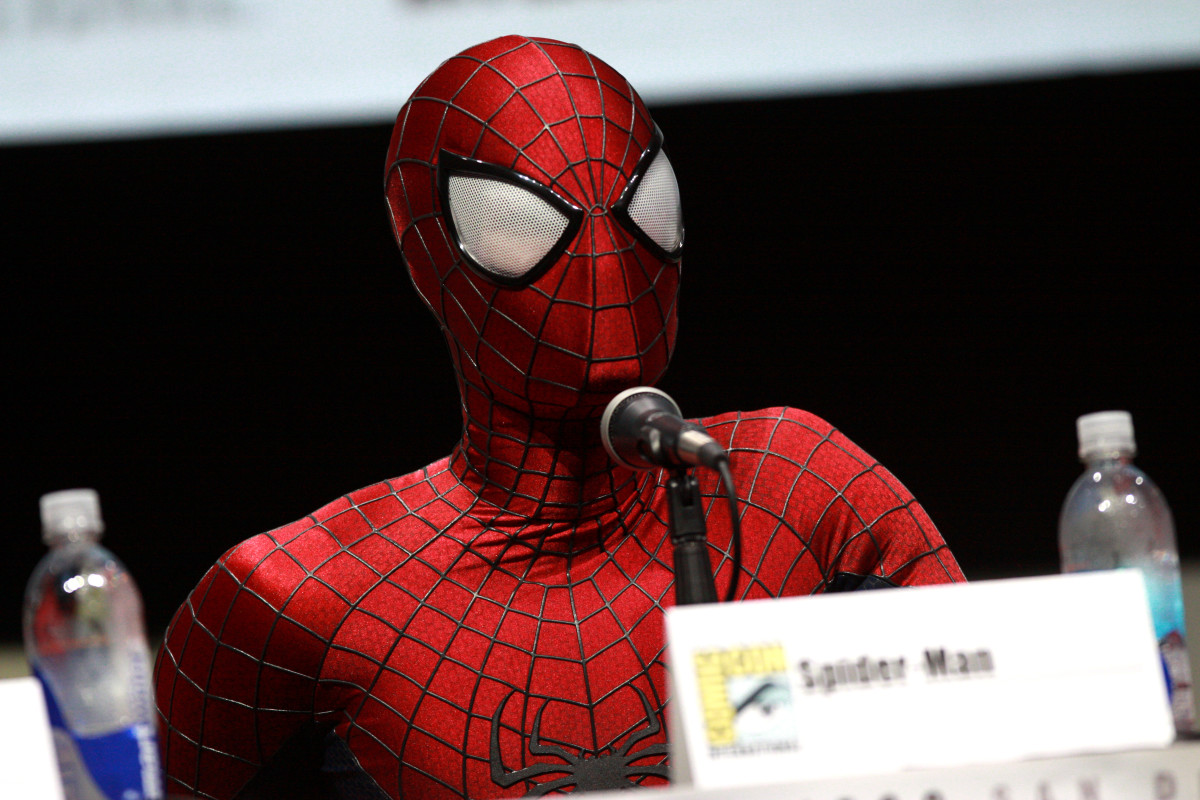 Superhero Unit #24 – Spider-Man [2002] & Spider-Man 2 [2004]